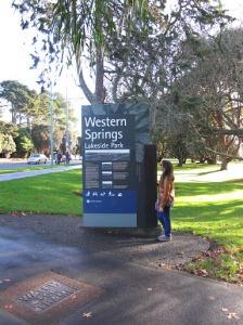 Parque Western Springs