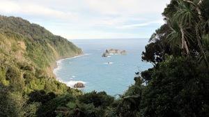 Knights Point, Isla Sur de Nueva Zelanda