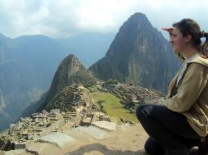 Ximena en Cuzco